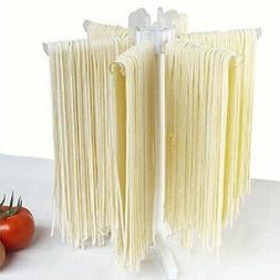 Kitchen Spaghetti Pasta Drying Rack Stand Noodles Drying Han