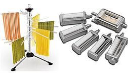 KitchenAid KPEX Pasta Excellence Set  Attachment Pack + Rack