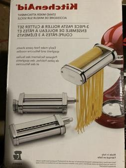 kpra pasta roller attachment 3 pieces