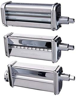 Kitchenaid KPRA Pasta Roller and cutter for Spaghetti and Fe
