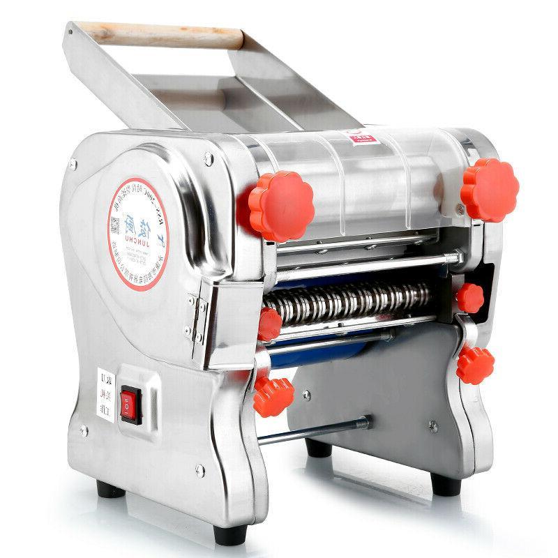 110v electric pasta maker noodle machine dumpling