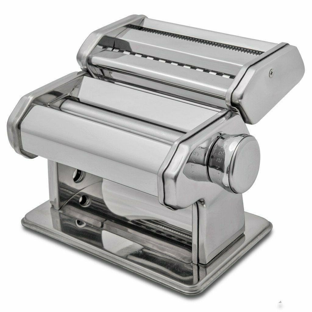 150 pasta maker machine stainless steel tagliatelle
