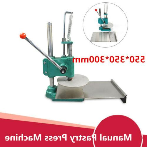 24cm manual press machine large pasta maker