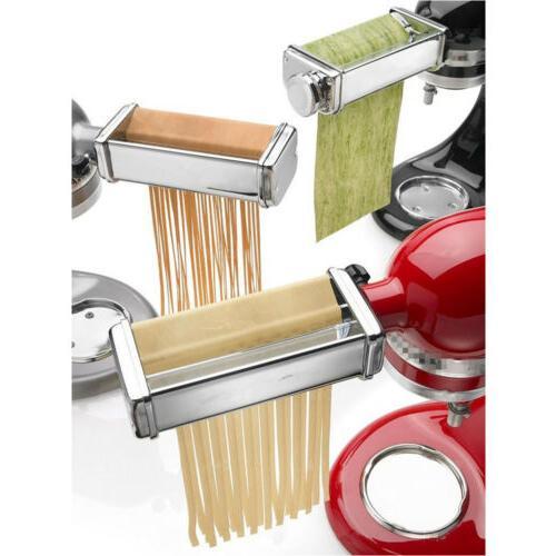 3IN1 Pasta Roller Stainless Steel Machine Accessories