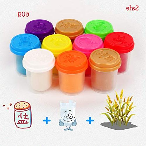 Timall Color Mold Machine Clay Machine Kitchen Toy Chinese Food Tool Kit