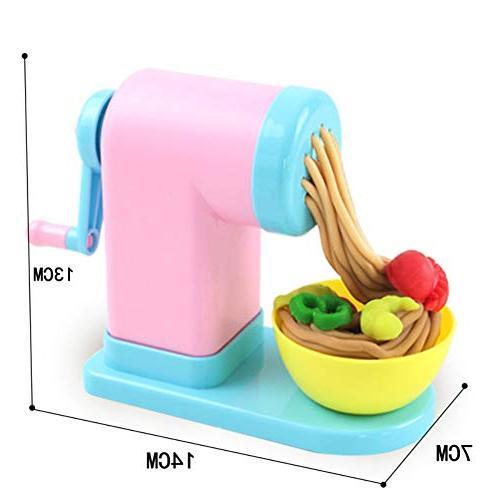 Mold Mud Clay Machine Kitchen Toy Chinese Tool Kit