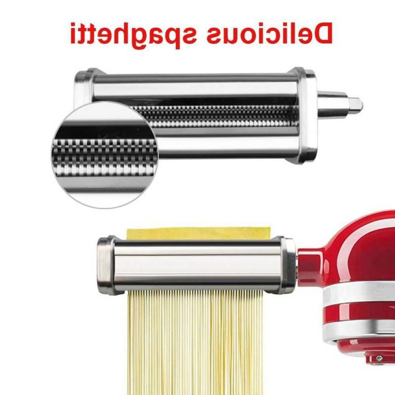 Pasta Roller Cutter Attachment For Spaghetti