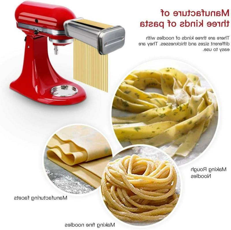 Pasta Roller Attachment For Noodle Spaghetti