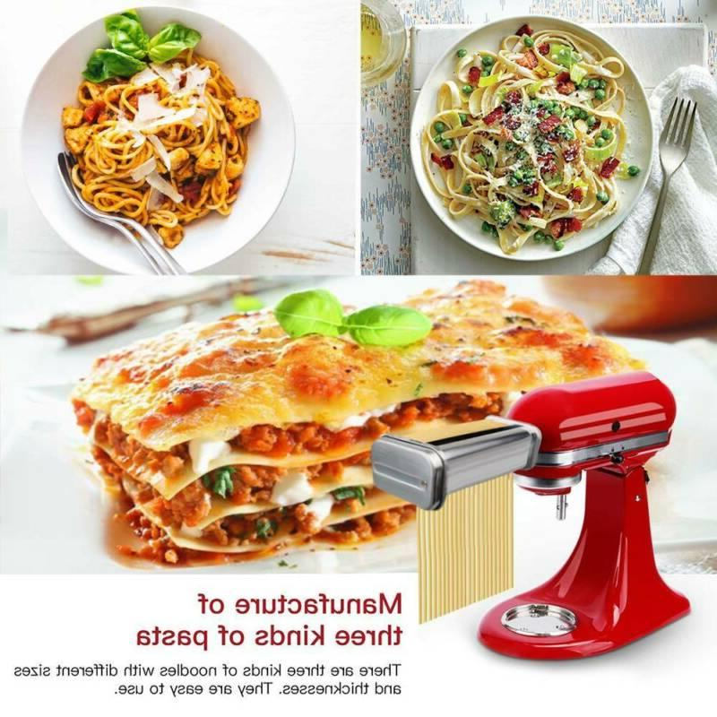 Pasta For Kitchenaid Spaghetti