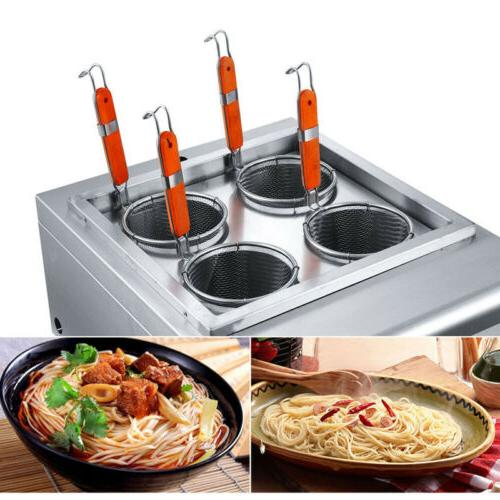 4 Holes Noodle Electric Cooking Machine Pasta Maker