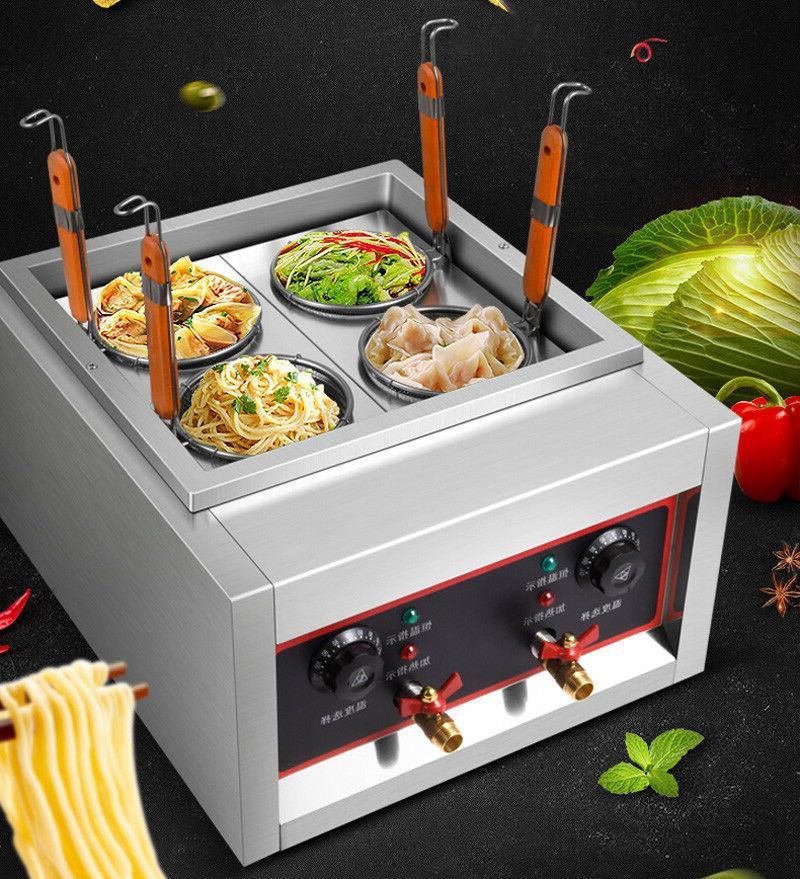 4 Holes Noodles Machine Cooking Machine