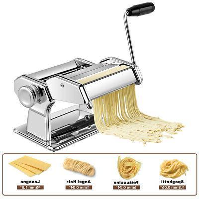 5 in 1 Stainless Steel Pasta Lasagna Spaghetti Tagliatelle