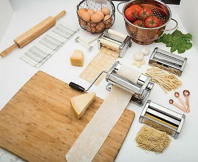 5 Steel Tagliatelle Ravioli Maker Machine