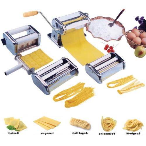 5 in 1 stainless steel pasta lasagne