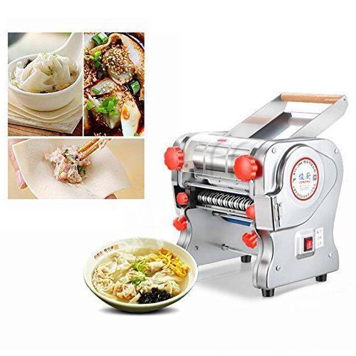 750W Electric Maker Noodle Machine Commercial Home 24cm