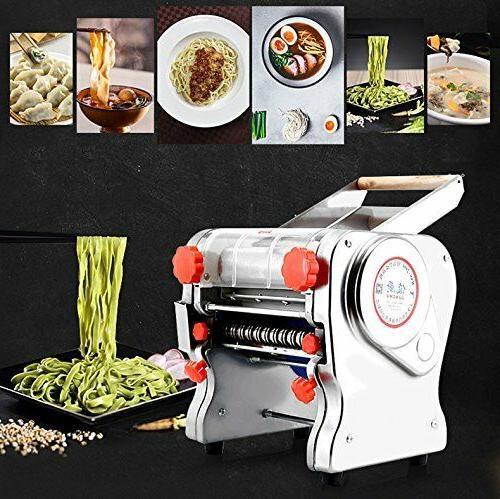 750w electric pasta press maker noodle machine