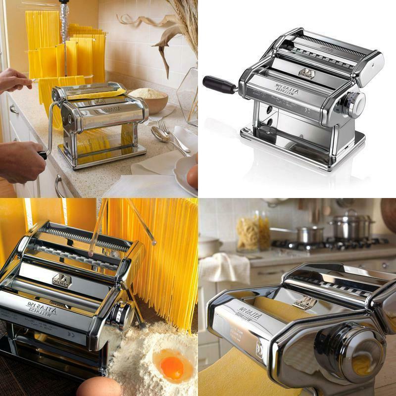 8320 atlas pasta machine made in italy