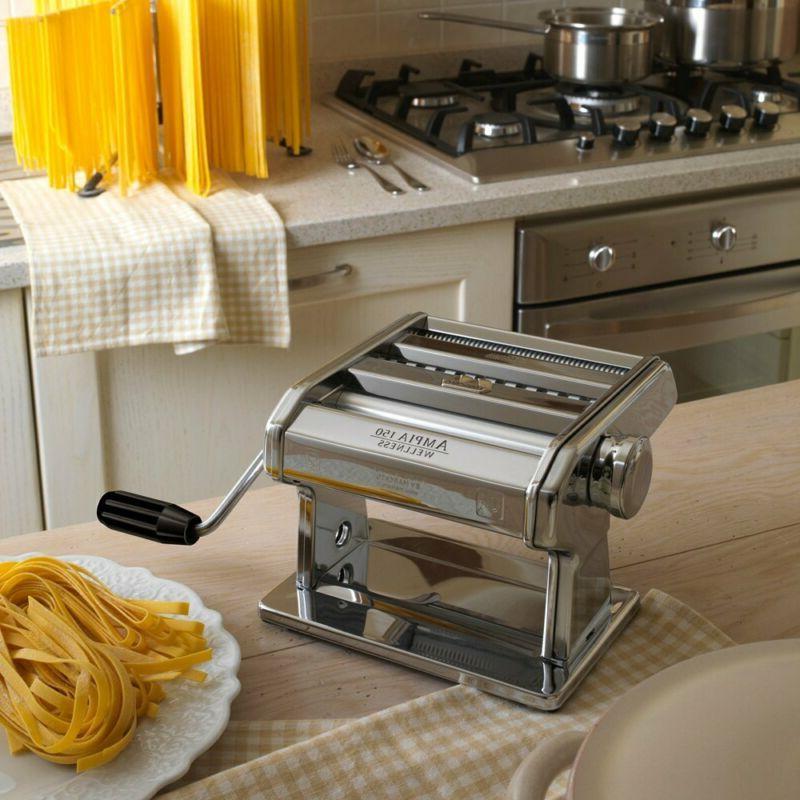 Marcato Pasta Maker, Ampia