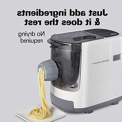 Hamilton Automatic, 7 Pasta White
