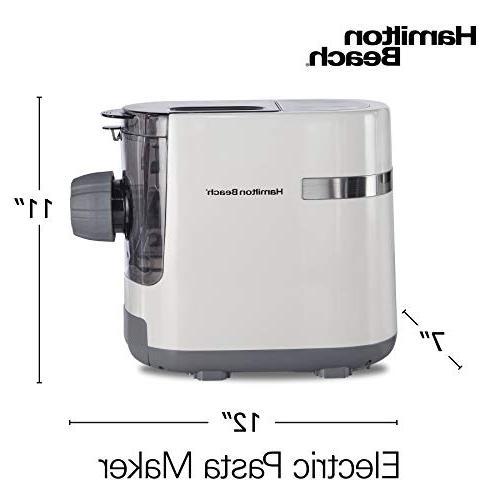 Hamilton 86650 Automatic, Pasta Maker White
