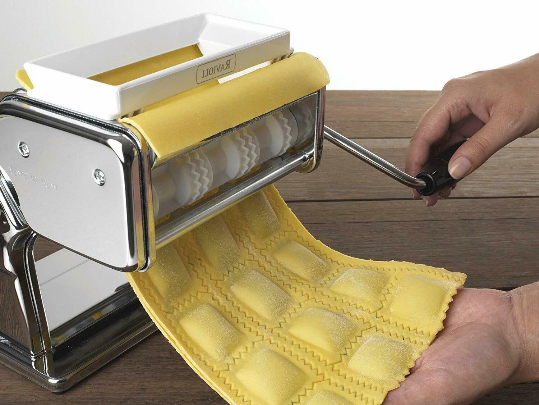 Marcato 150 Machine, Made Italy, Includes Pasta