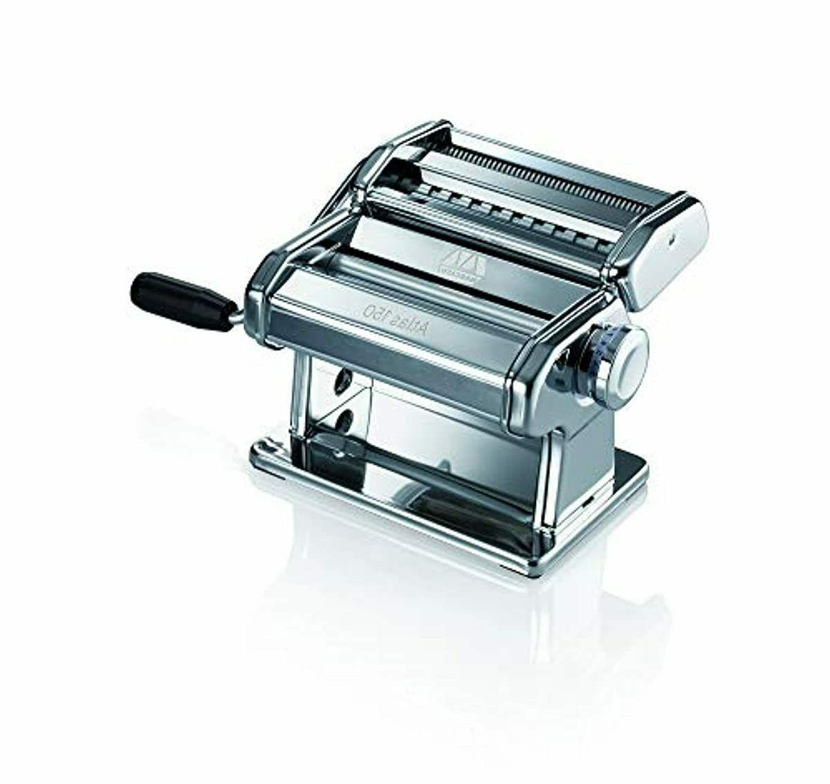 atlas 150 pasta machine made in italy