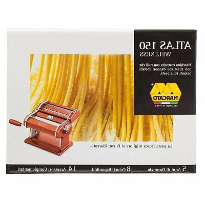 Atlas Electric Pasta Red