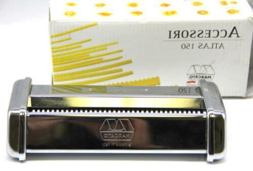 atlas pasta maker spaghetti cutter