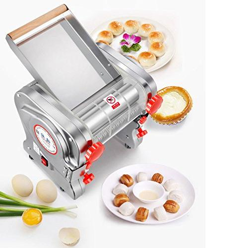 TOPCHANCES Automatic Electric Pasta Press 110V