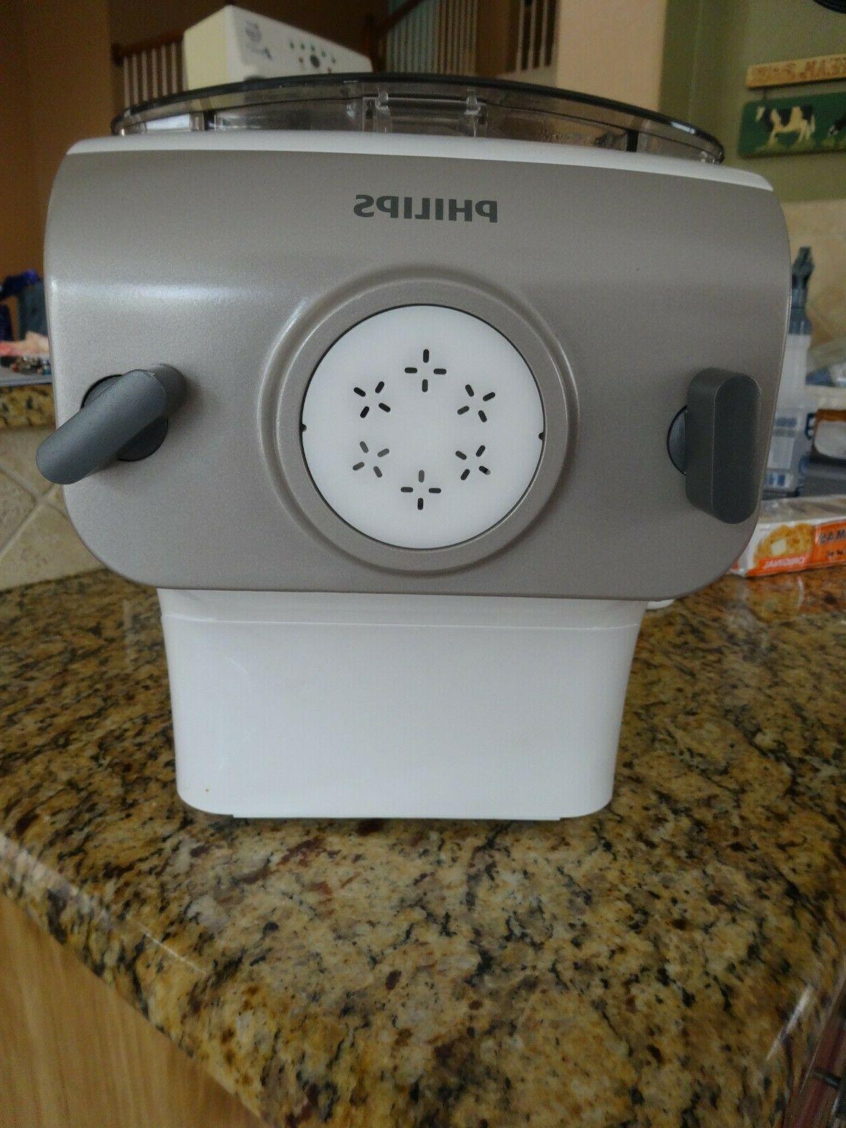 automatic pasta maker hr2357 05