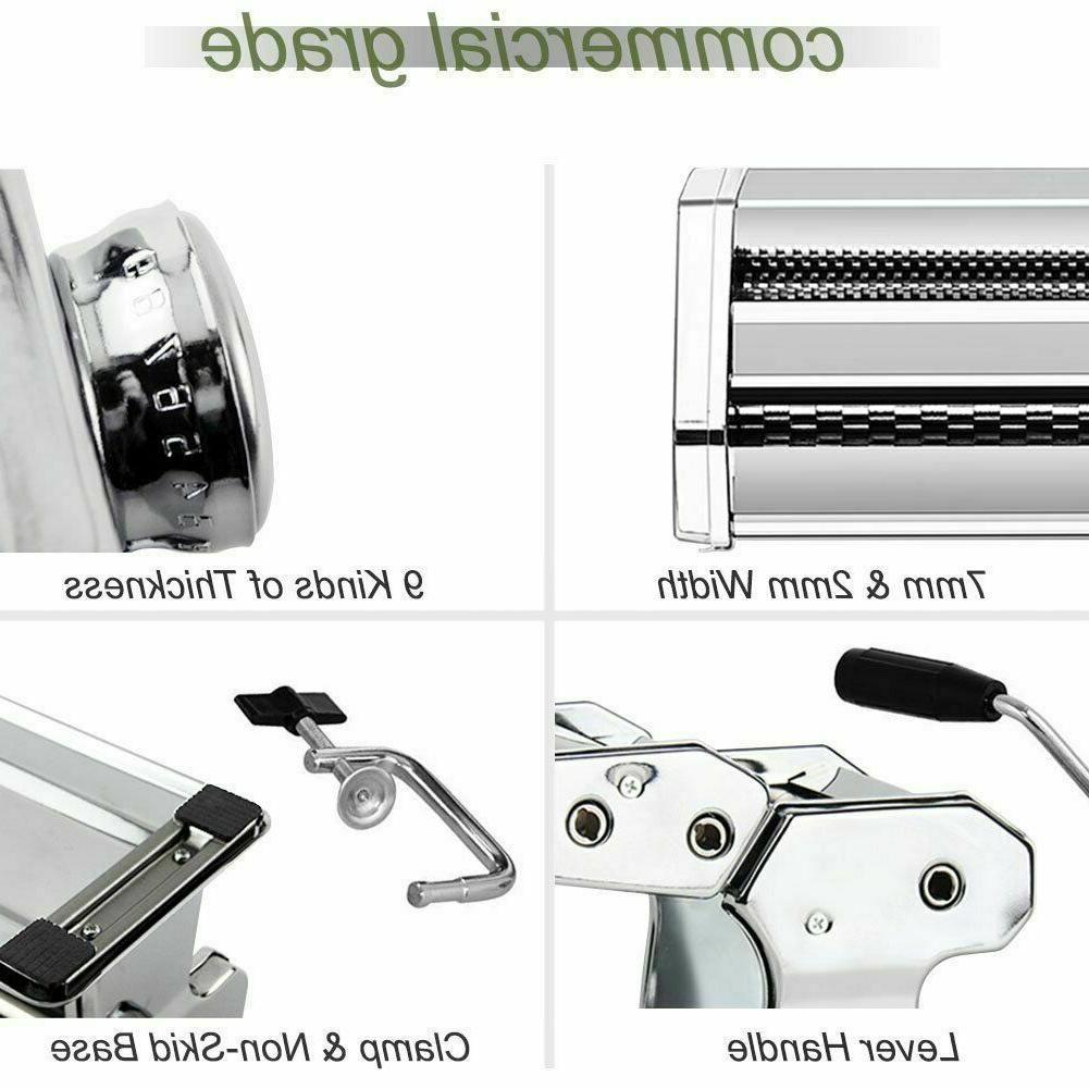 Commercial Fresh Noodle Manual Noodle Machine US