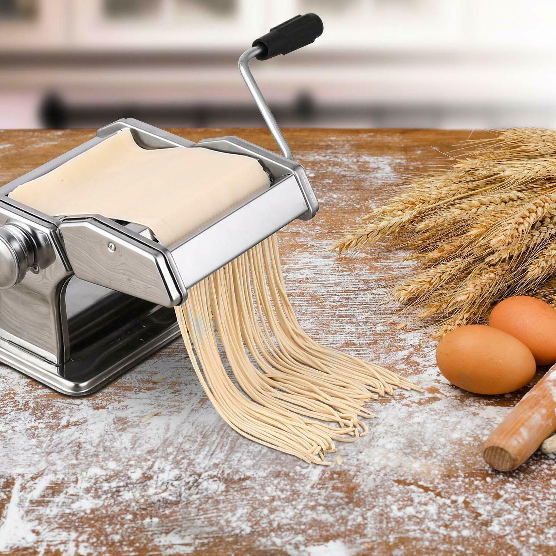 Commercial Pasta Maker Fresh Making Manual Machine