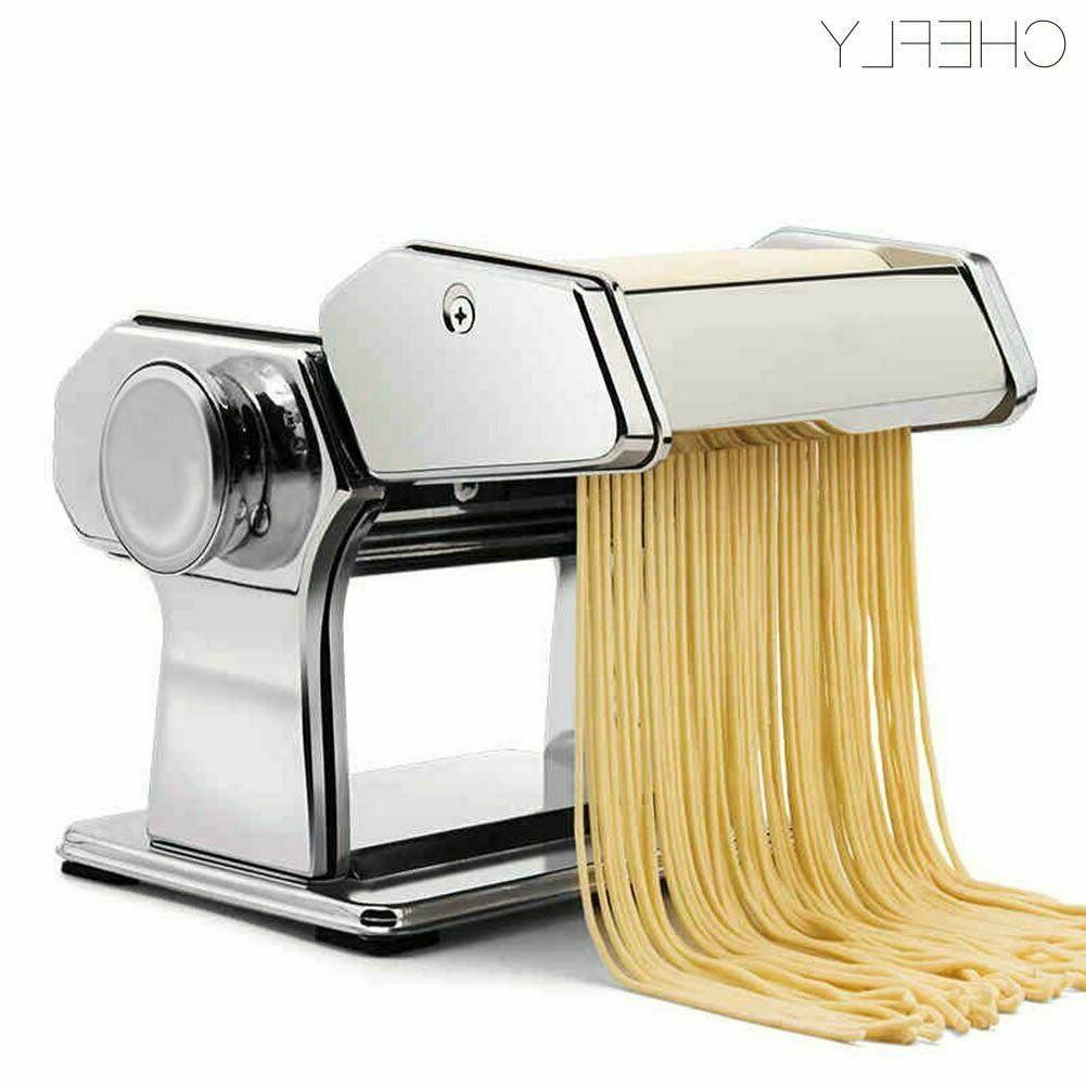 Commercial Home Maker Fresh Noodle Making Machine Manual Noodle