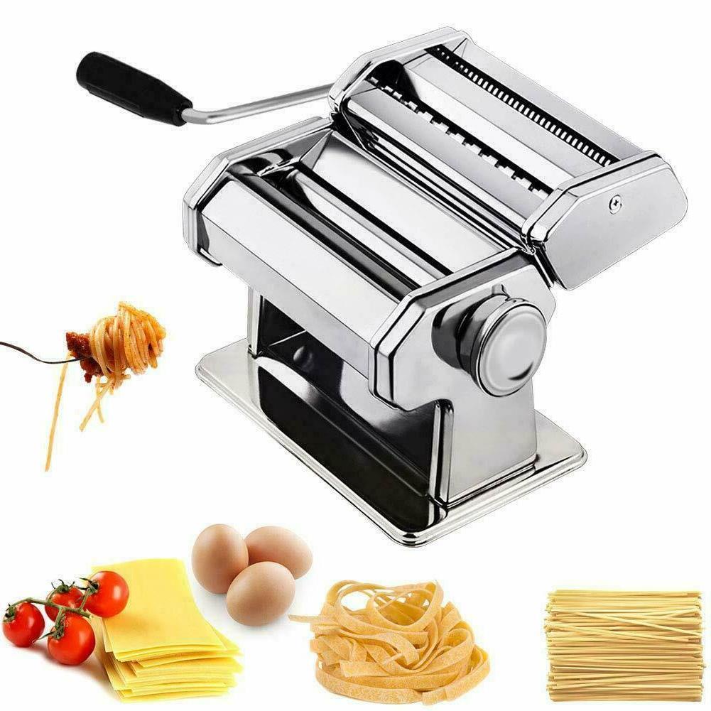 commercial home pasta maker fresh noodle making