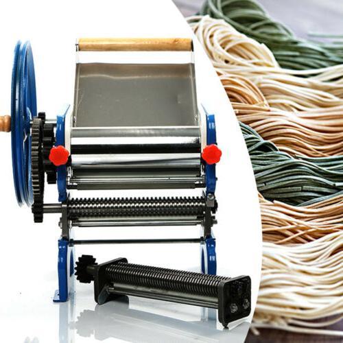 Manual Maker Noodle Machine Dumpling Roller for Restaurant