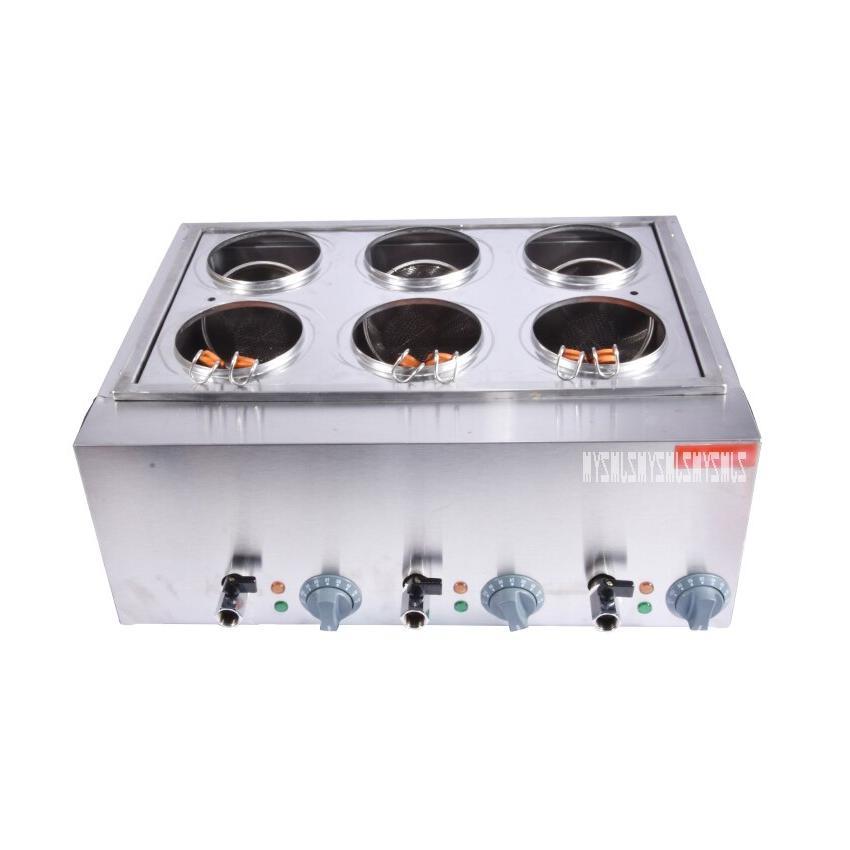 Electric Commercial Stove Boiler <font><b>Cooking</b></font> Malatang <font><b>Machine</b></font>
