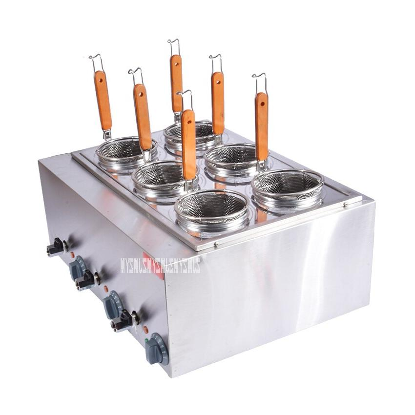 Electric Box Commercial Stove Boiler <font><b>Cooking</b></font> Malatang