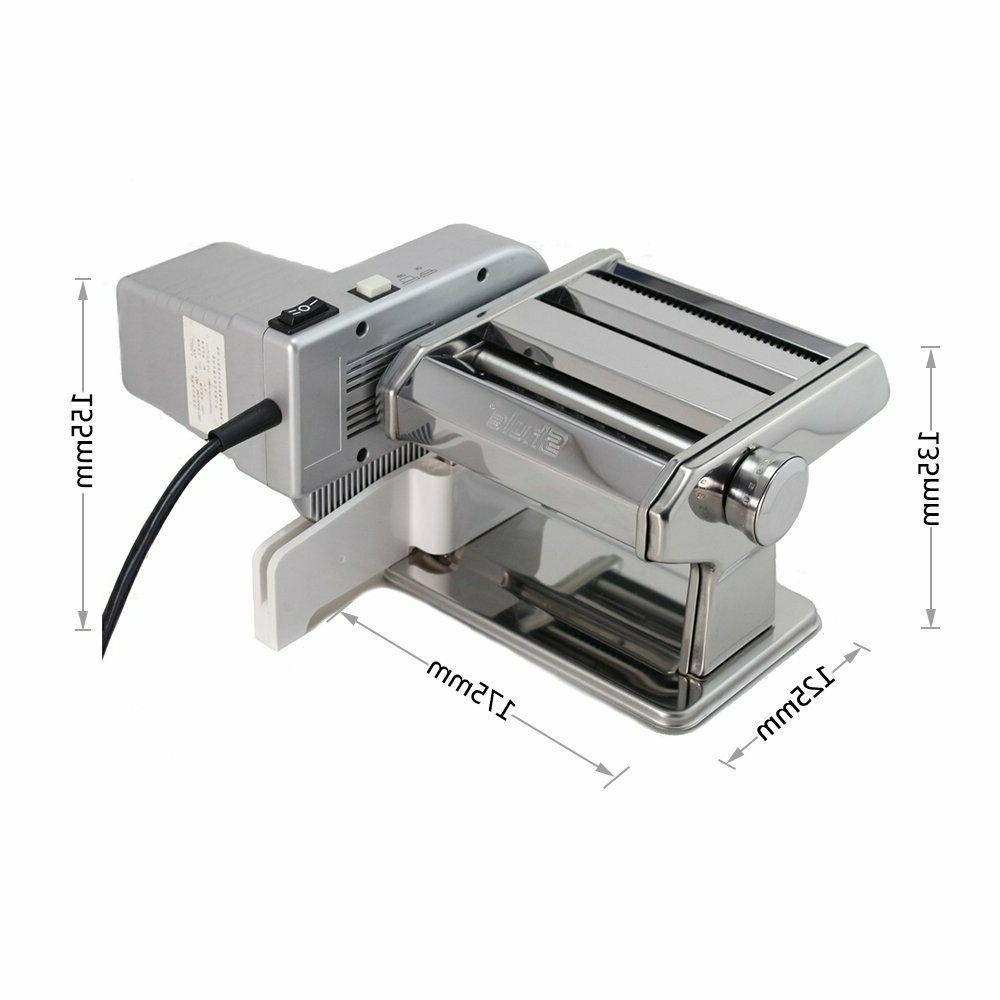 Shule Machine Stainless Steel Pasta Roller
