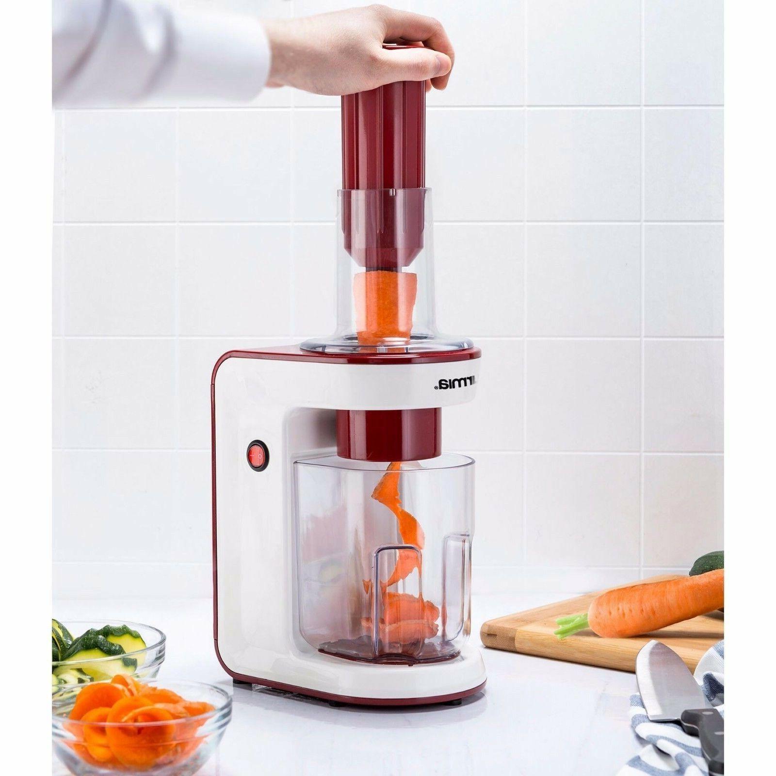 Gourmia Spiralizer Vegetables Dicer -
