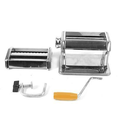 Fresh Machine Noodle Stainless Steel Cutter Manual Hand Crank