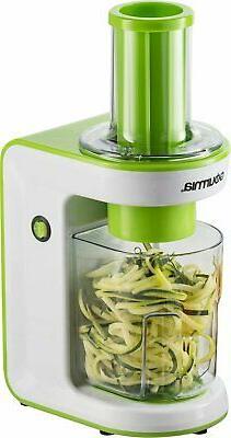 Gourmia GES580 Electric Vegetable Spiralizer, Slicer & Pasta