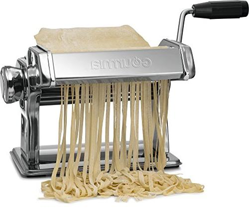 Gourmia GPM9980 Maker, – Spaghetti Fettuccine – Stainless Surface Chrome Plated Parts 150mm