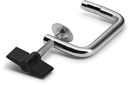 Gourmia Maker, Roller and Cutter - Hand Crank – Spaghetti Stainless Steel Chrome 150mm