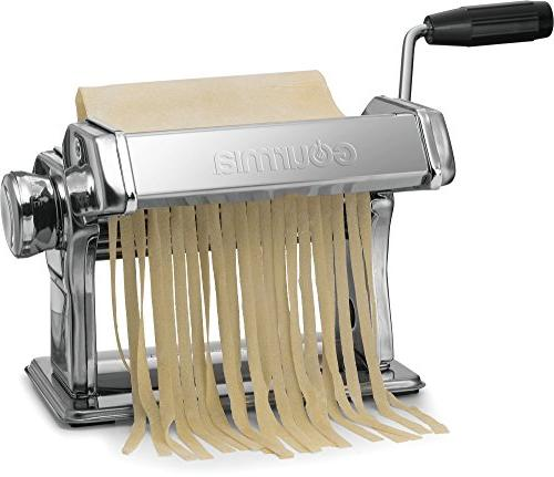 Gourmia Maker, - Hand – Slices Dough Spaghetti Stainless Steel Surface and Chrome 150mm