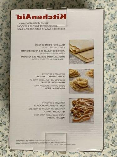 Kitchenaid KSMPRA Stand Mixer Attachment Roller &