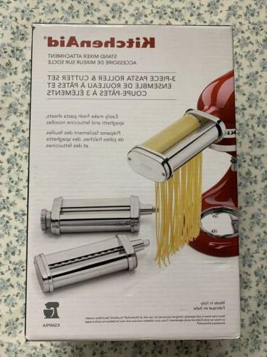 ksmpra stand mixer attachment 3 piece pasta