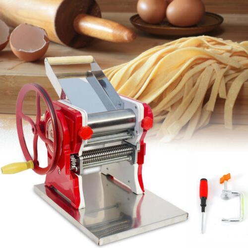 US Manual Noodle Machine Mult-function Electric Pasta Makers