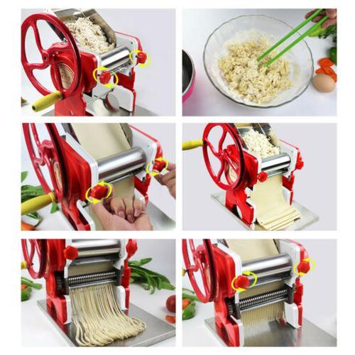 Commercial Noodle Making Machine Manual Noodle USA
