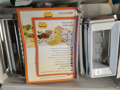 MARCATO set dough sheeter