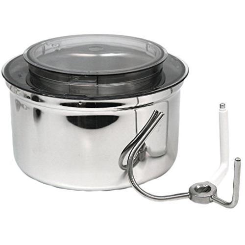 muz6er1 stainless steel bowl